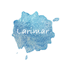 Load image into Gallery viewer, Larimar Shimmer Watercolour Half Pan