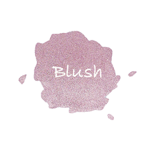 Load image into Gallery viewer, Blush Handmade Shimmer Watercolour Half Pan