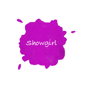 Showgirl Handmade Shimmer Watercolour Half Pan