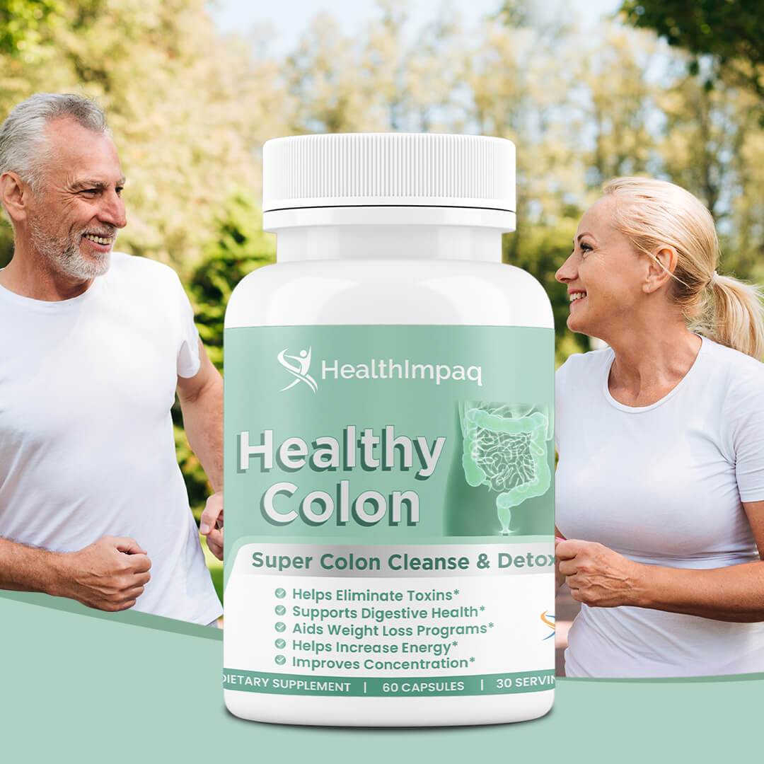 Colon Inflammation Supplements