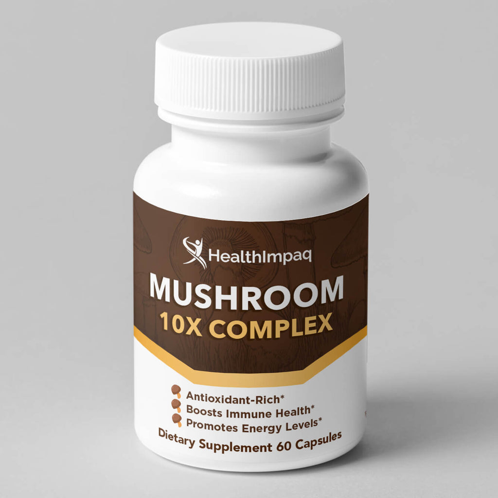 Mushroom Supplements Benefits