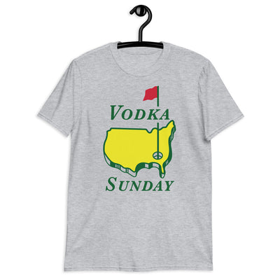 Masters T-Shirt - Vodka Sunday