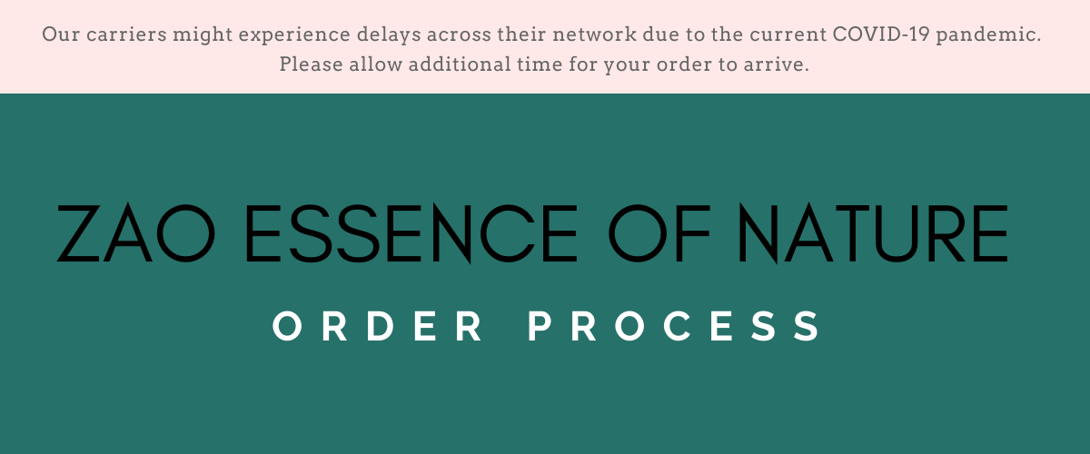 Order process title