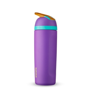 19oz Hint of Grape Stainless Steel Insulated Owala Flip Water Bottle