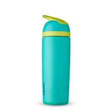 Load image into Gallery viewer, 19oz Neon Basil Stainless Steel Insulated Owala Flip Water Bottle
