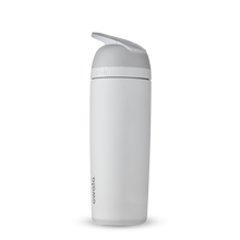 Load image into Gallery viewer, 19oz Shy Marshmallow Stainless Steel Insulated Owala Flip Water Bottle