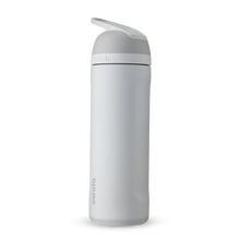 Load image into Gallery viewer, 24oz Shy Marshmallow Stainless Steel Insulated Owala Flip Water Bottle