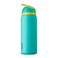 32oz Neon Basil Stainless Steel Insulated Owala Flip Water Bottle