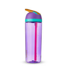 Load image into Gallery viewer, 25oz Hint of Grape BPA Free Tritan Owala Flip Water Bottle