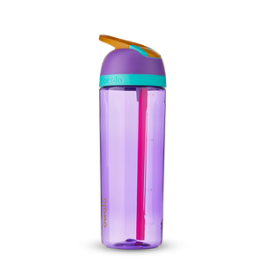 25oz Hint of Grape BPA Free Tritan Owala Flip Water Bottle
