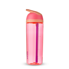 Load image into Gallery viewer, 25oz Hyper Flamingo BPA Free Tritan Owala Flip Water Bottle