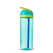 Load image into Gallery viewer, 25oz Neon Basil BPA Free Tritan Owala Flip Water Bottle