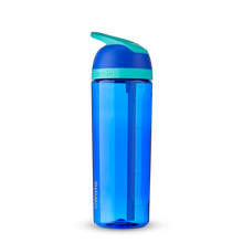 Load image into Gallery viewer, 25oz Smooshed Blueberry BPA Free Tritan Owala Flip Water Bottle