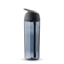 Load image into Gallery viewer, 25oz Very, Very Dark BPA Free Tritan Owala Flip Water Bottle