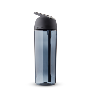 25oz Very, Very Dark BPA Free Tritan Owala Flip Water Bottle
