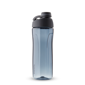 25oz Very, Very Dark BPA Free Tritan Owala Twist Water Bottle