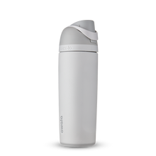 Load image into Gallery viewer, 19oz Shy Marshmallow Stainless Steel Insulated Owala FreeSip Water Bottle