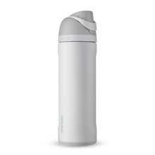 Load image into Gallery viewer, 24oz Shy Marshmallow Stainless Steel Insulated Owala FreeSip Water Bottle