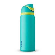 Load image into Gallery viewer, 32oz Neon Basil Stainless Steel Insulated Owala FreeSip Water Bottle