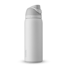 Load image into Gallery viewer, 32oz Shy Marshmallow Stainless Steel Insulated Owala FreeSip Water Bottle