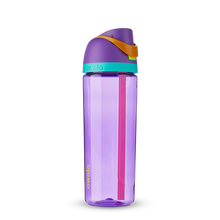 Load image into Gallery viewer, 25oz Hint of Grape BPA Free Tritan Owala FreeSip Water Bottle