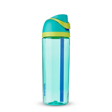 Load image into Gallery viewer, 25oz Neon Basil BPA Free Tritan Owala FreeSip Water Bottle