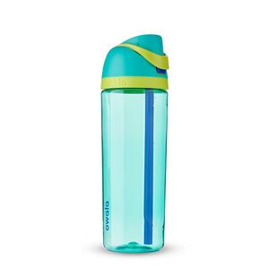 25oz Neon Basil BPA Free Tritan Owala FreeSip Water Bottle