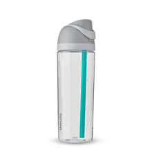 Load image into Gallery viewer, 25oz Shy Marshmallow BPA Free Tritan Owala FreeSip Water Bottle