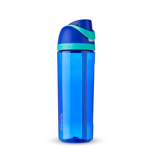 25oz Smooshed Blueberry BPA Free Tritan Owala FreeSip Water Bottle
