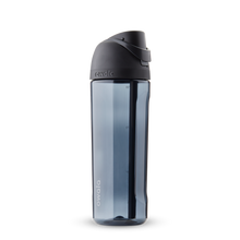 Load image into Gallery viewer, 25oz Very, Very Dark BPA Free Tritan Owala FreeSip Water Bottle
