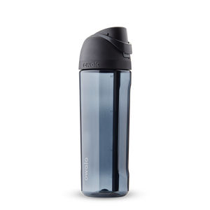 25oz Very, Very Dark BPA Free Tritan Owala FreeSip Water Bottle