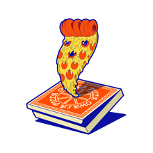 Load image into Gallery viewer, peppy pizza sticker