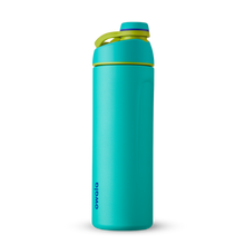 Load image into Gallery viewer, 19oz Neon Basil Stainless Steel Insulated Owala Twist Water Bottle