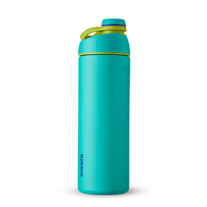 19oz Neon Basil Stainless Steel Insulated Owala Twist Water Bottle