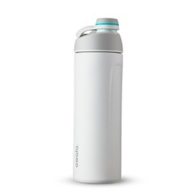 Load image into Gallery viewer, 24oz Shy Marshmallow Stainless Steel Insulated Owala Twist Water Bottle