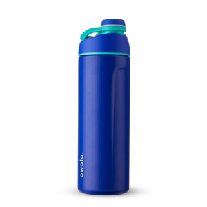 19oz Smooshed Blueberry Stainless Steel Insulated Owala Twist Water Bottle