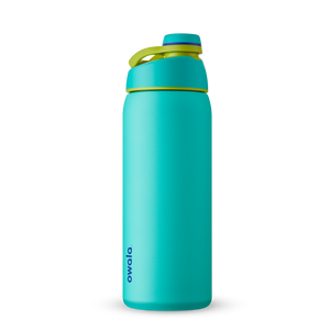 32oz Neon Basil Stainless Steel Insulated Owala Twist Water Bottle