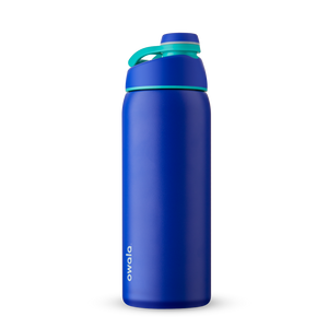 32oz Smooshed Blueberry Stainless Steel Insulated Owala Twist Water Bottle