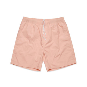 AS COLOUR - MENS BEACH SHORTS - 5903