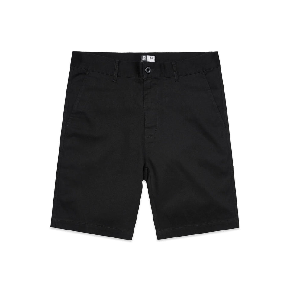 AS COLOUR - MENS PLAIN SHORTS - 5902