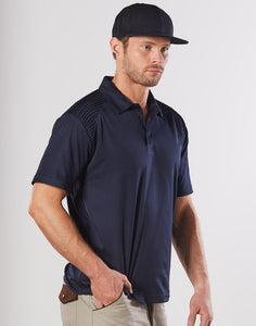 AIW- PS209 Unisex Short Sleeve TrueDry® Polo