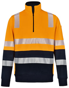 AIW- SW32 Vic Rail Hi Vis Safety Jumper- Unisex