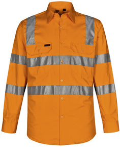 AIW- SW55 VIC Rail Lightweight Safety Shirt- Unisex