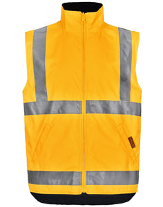 AIW- SW76 VIC Rail Hi Vis Reversible Safety Vest - Unisex