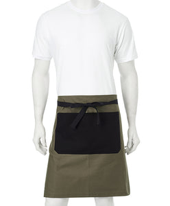 Identitee – Jimmy Canvas Waist apron - A17