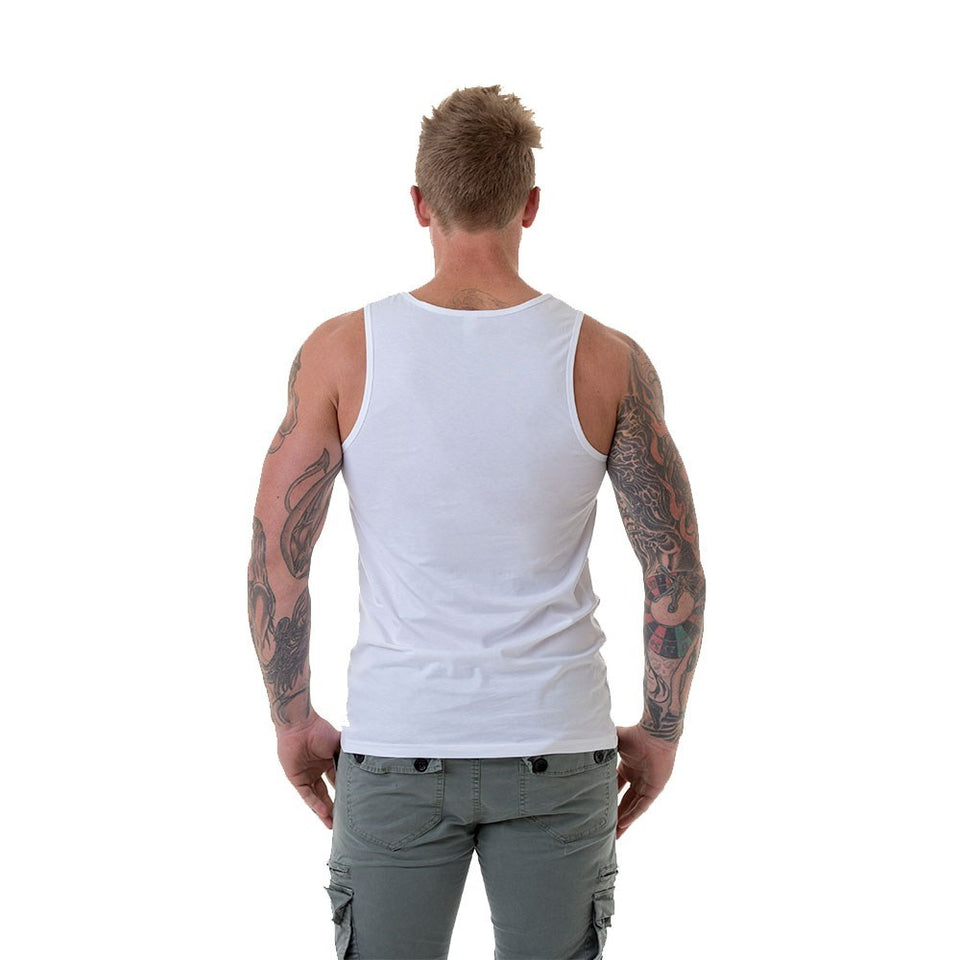 CB CLOTHING - MEN'S TRADITIONAL SINGLET