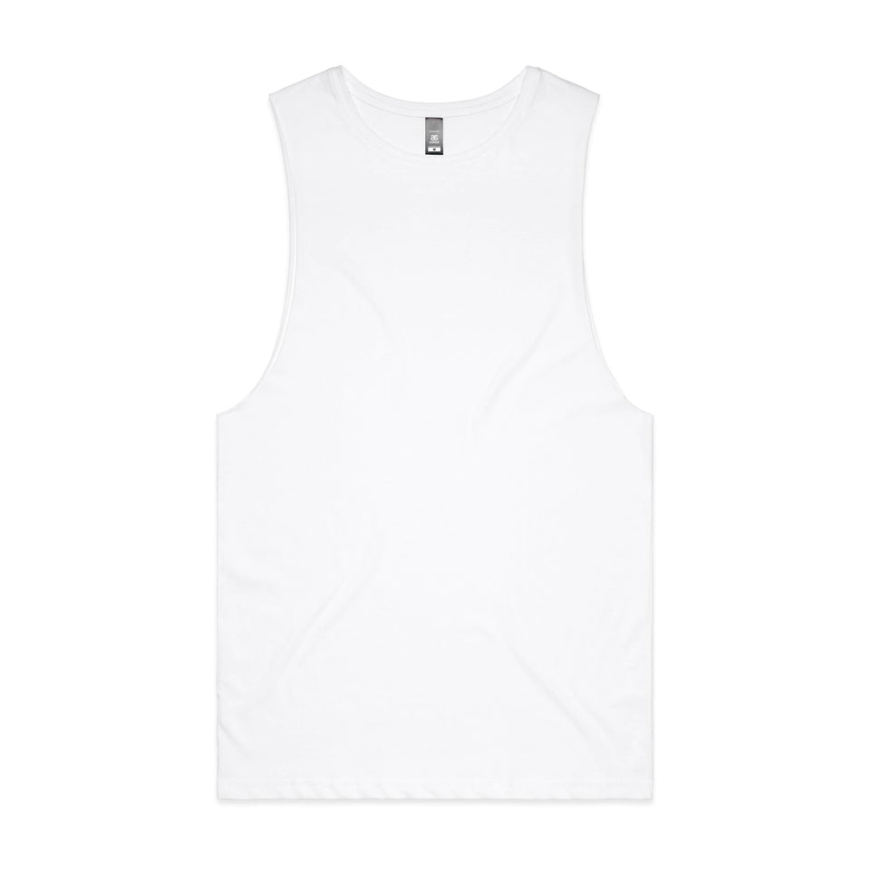AS COLOUR MENS BARNARD TANK - 5025