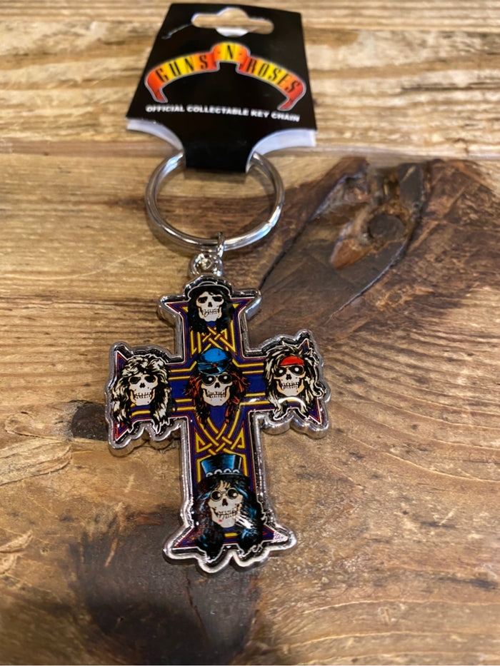 PORTA CHIAVI GUNS N ROSES APPETITE FOR DESTRUCTION (Keychain)