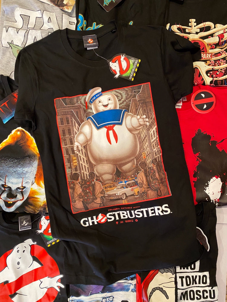 GHOSTBUSTERS STAY PUFF MARSHMALLOW MAN
