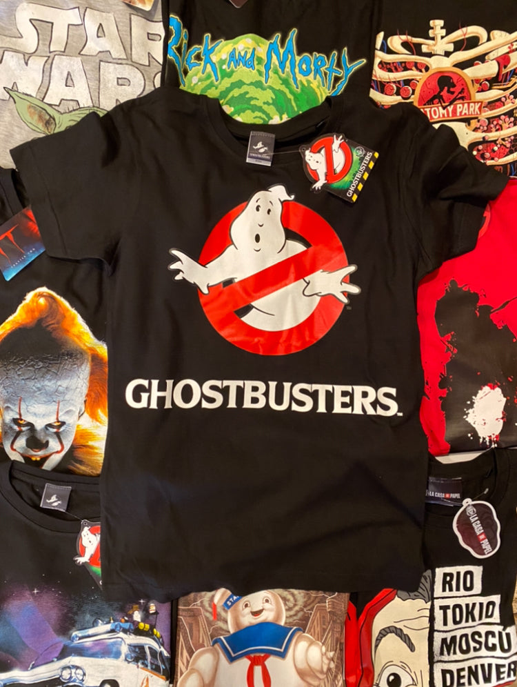 GHOSTBUSTERS CLASSIC LOGO